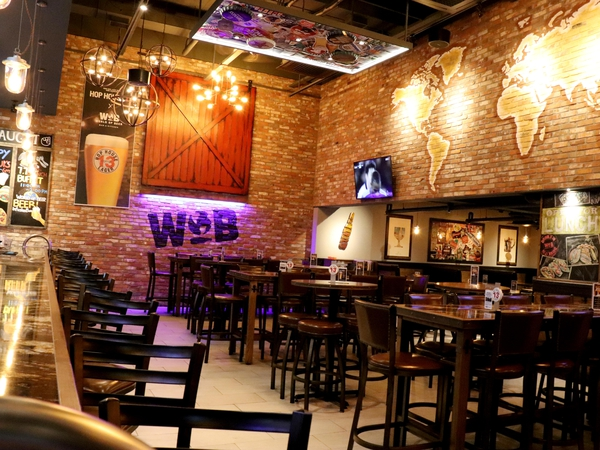 World of Beer 강남점